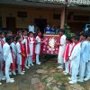 Special Assembly on Ganesh Chartuthi of class VI